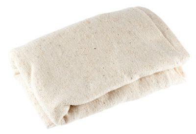 Салфетки для пола белая хб
