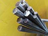 Шестигранник нержавіючий 19 мм AISI 304, фото 3