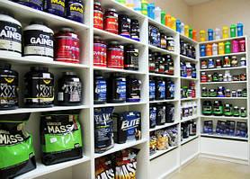 Поставка спортивного питания: BSN, NOW, Optimum Nutrition, SAN, Scivation, Ultimate Nutrition.