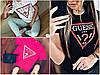 Женская футболка с треугольником СЦ28946