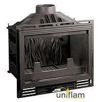 Каминная топка Uniflam 600 8 кВт с подводом воздуха