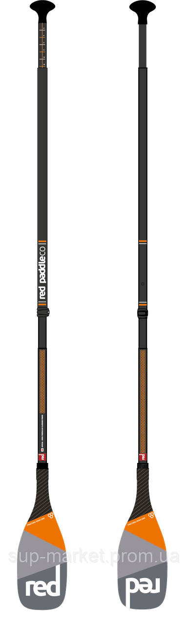 Весло для SUP Red Paddle Co Carbon Elite 3pc Paddle, 2018