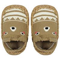 Детские носки с антискользящей подошвой Мишка Berni