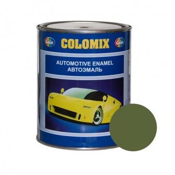 Автокраска 340 Олива COLOMIX алкидная краска 1л