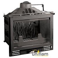 Каминная топка Uniflam 600 8 кВт с шибером и подводом воздуха