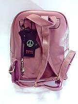Рюкзак женский из эко кожи , фото 3