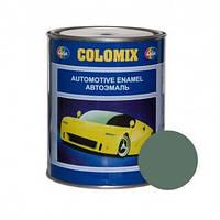 Автокраска 373 Серо-зеленая COLOMIX алкидная краска 1л