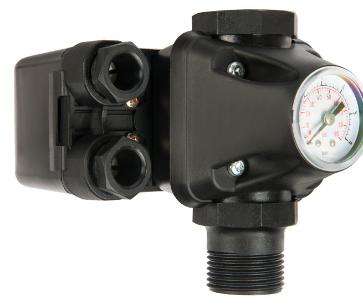 Механическаое гидрореле PM 5-3W-MFF, фото 2