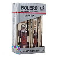 """Розчинний напій Bolero Sticks """"Кола"""" зі стевією, 3 м"""