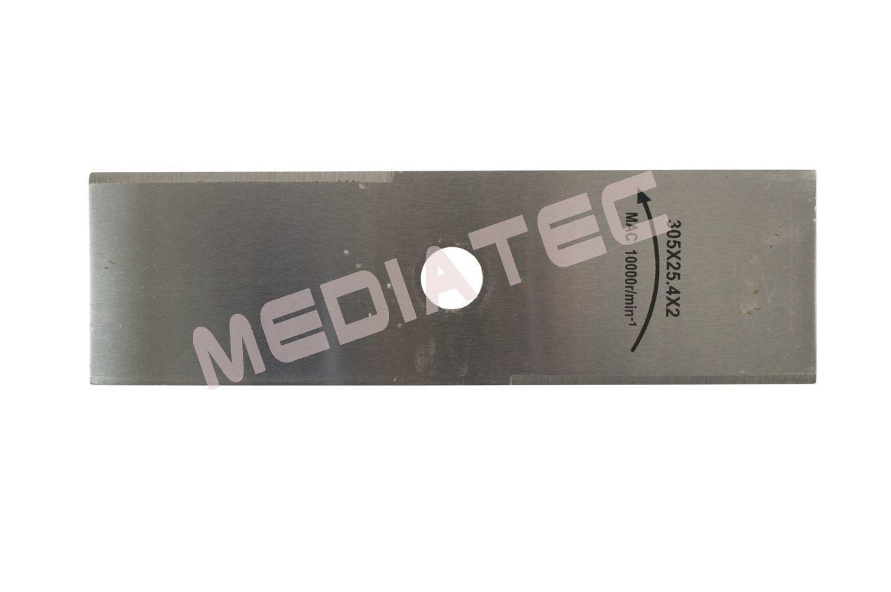 Диск для триммера - 2Т x 255 x 25,4 мм, нержавейка