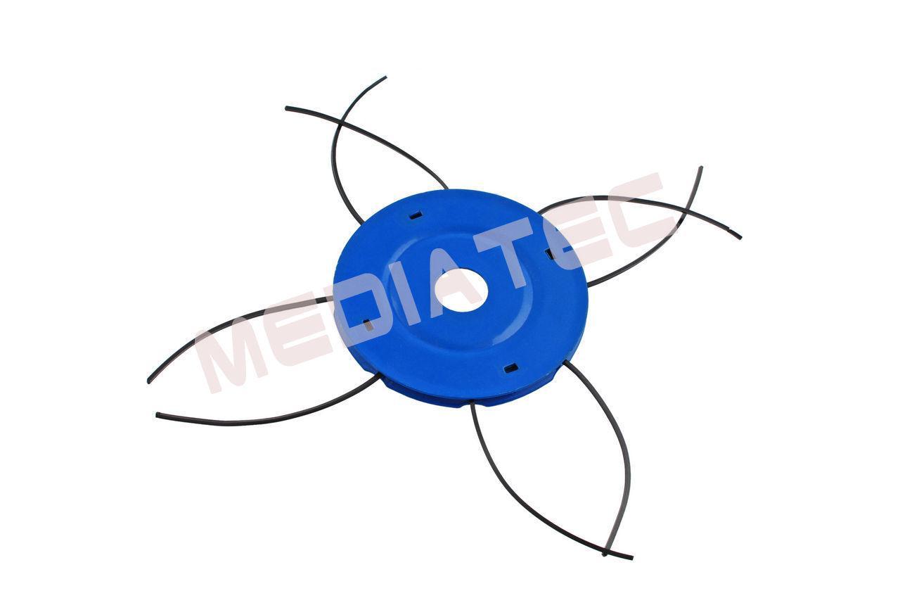 Диск с леской для триммера NO - паук