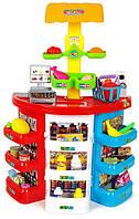 Игровой набор Супермаркет с тележкой 922-08, фото 1