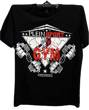 Мужская футболка Philipp Plein  с рисунком , фото 2