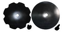 Диск бороны Фрегат гладкий (сферический)
