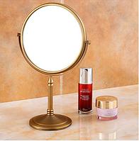 Зеркало настольное бронзовое поворотное 6-017, фото 1