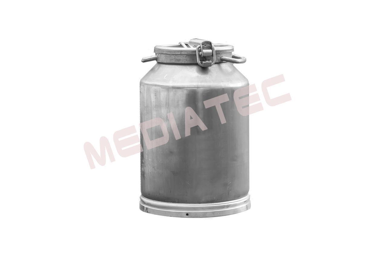 Бидон алюминиевый Калитва - 40 л