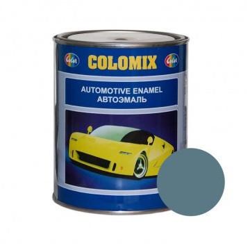 Автокраска 427 Серо-голубая COLOMIX алкидная краска 1л
