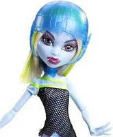 Эбби Боминейбл кукла из серии Убойный Роликовый Лабиринт Монстр Хай, Monster High