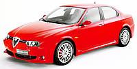 Защита картера двигателя и кпп Alfa Romeo 156 1997-