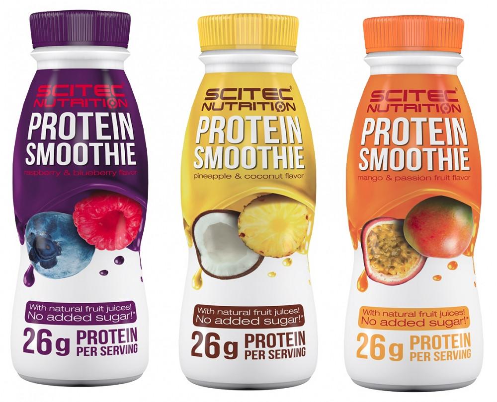 Протеин Scitec Nutrition Protein Smoothie 8x330 ml