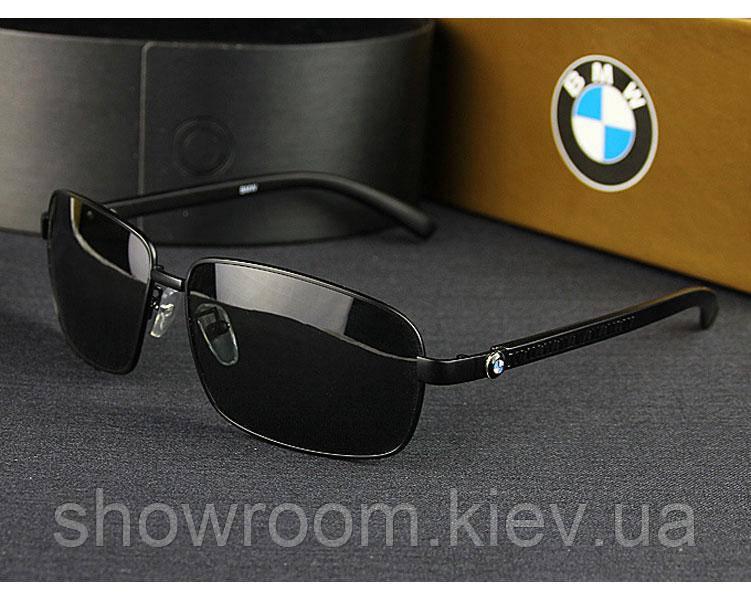 Солнцезащитные очки в стиле BMW (730) black