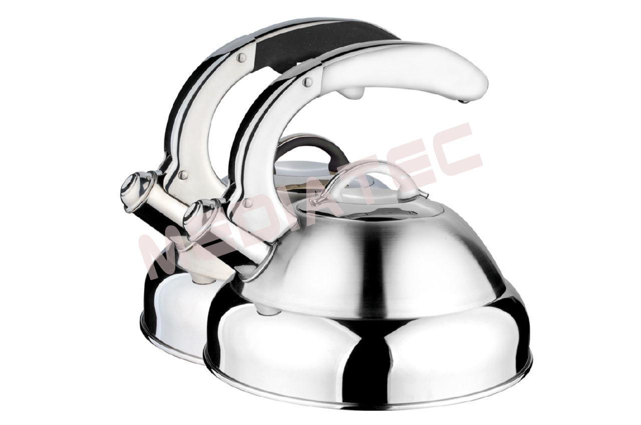 Чайник нержавеющий Maestro - 2,6 л, [MR-1333]