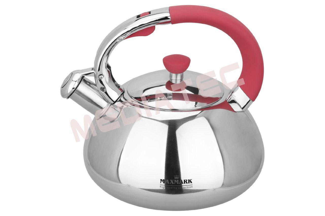 Чайник нержавеющий Maxmark - 3 л