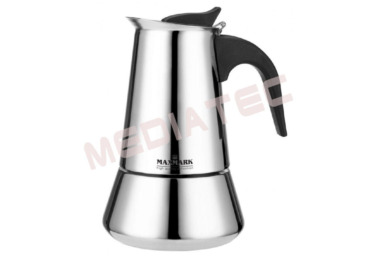 Гейзерная кофеварка Maxmark - 450 мл