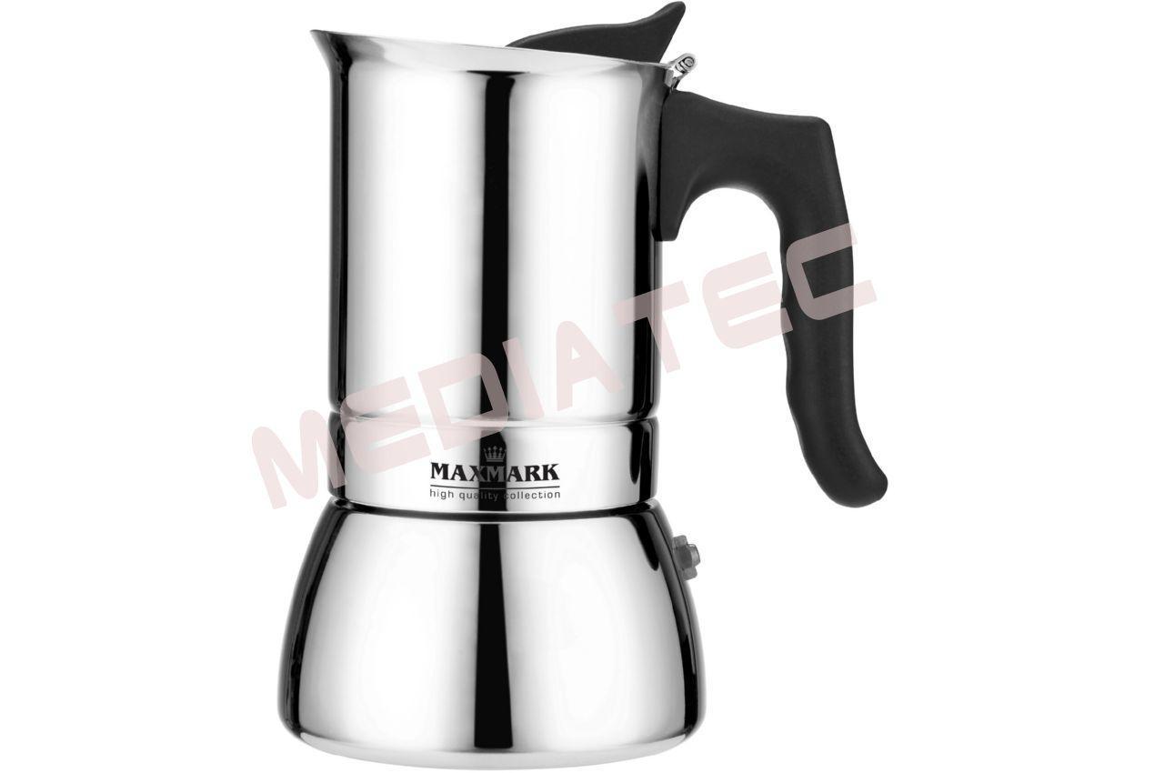 Гейзерная кофеварка Maxmark - 240 мл