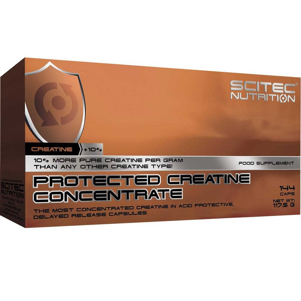 Креатин Scitec Nutrition Protected Creatine Concentrate 144 caps