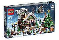 Lego Creator Зимний магазин игрушек 10249