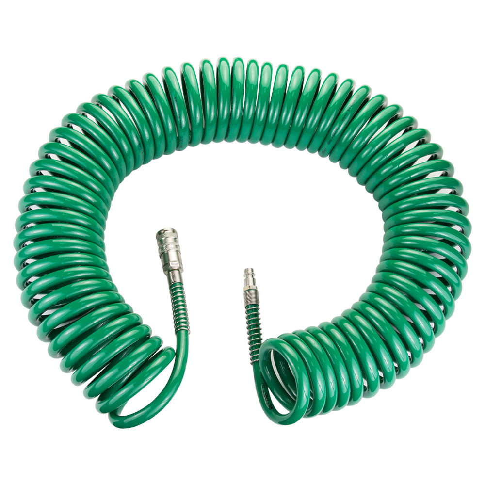 Шланг спиральный PU 15м 8×12мм Refine 7012281