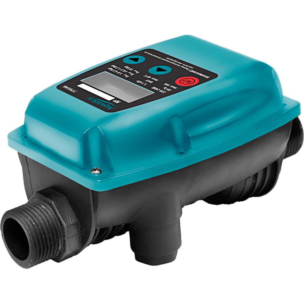"""Контроллер давления электронный 1.1кВт Ø1"""" с регулировкой давления включения/отключения aquatica 779546"""