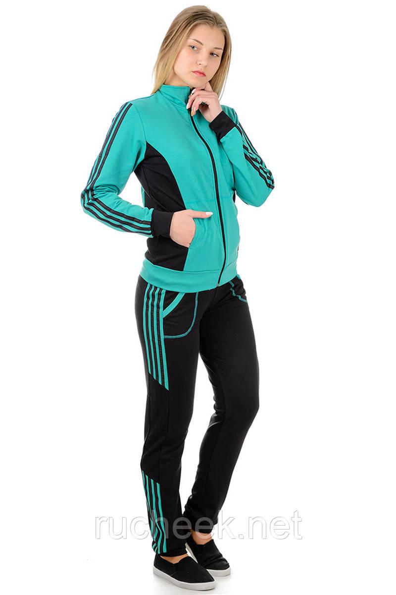 Спортивный костюм женский Sport №4, р - ры XL,XXL