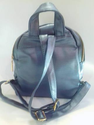 Рюкзак женский в стиле Love Moschino из искусственной кожи, фото 2
