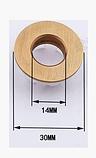 Кольцо для умывальника(для перелива) 6-018, фото 2