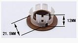 Кольцо для умывальника(для перелива) 6-018, фото 3
