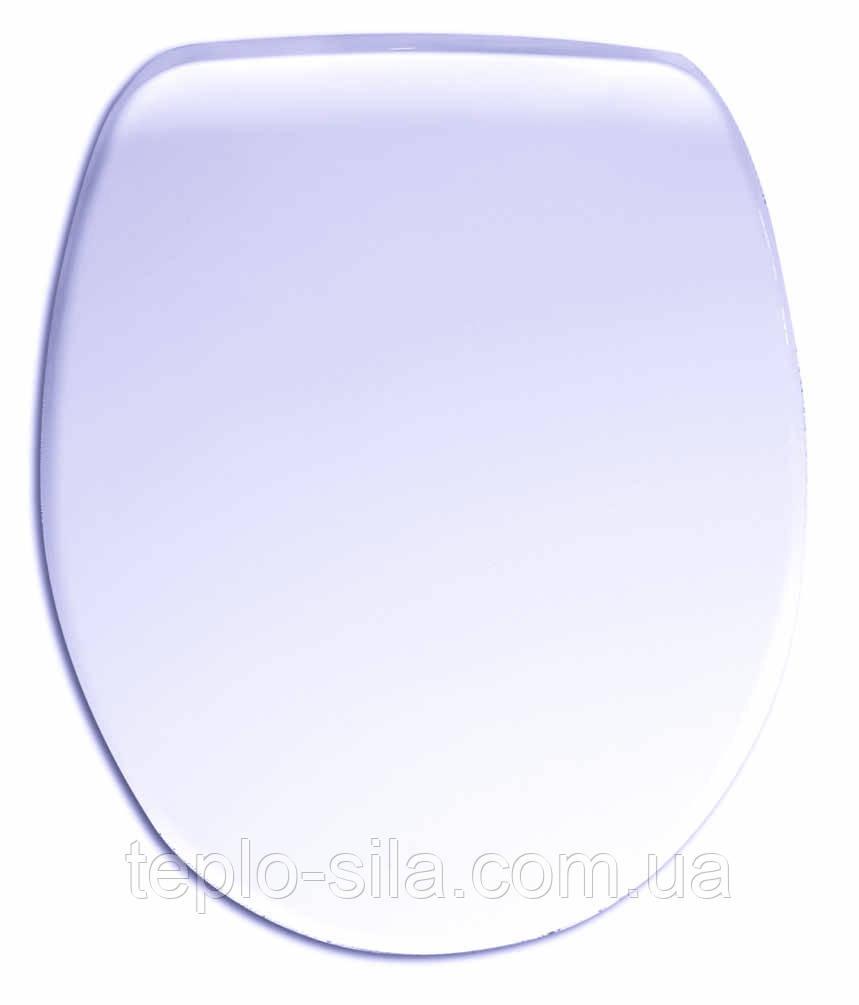 Туалетне сидіння Nova King (блакитний)