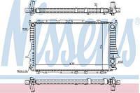 Радиатор охлаждения AUDI A6 (C4) 1994-1997 МКП Nissens
