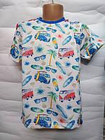 Модная футболка Скейт Турция  5-6лет