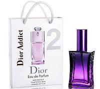 Женская парфюмированная вода Christian Dior Addict 2 - Travel Perfume 50ml
