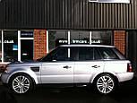 """Комплект оригинальных 20"""" дисков с зимней резиной Range Rover Sport ReStyle 2010-2013, фото 2"""