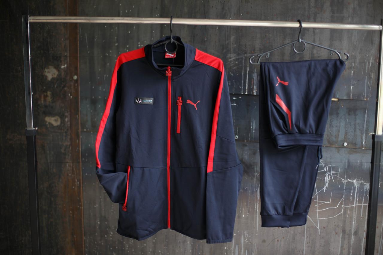 ba3a3edd мужской спортивный костюм Puma Mercedes Petronas цена 1 199 грн