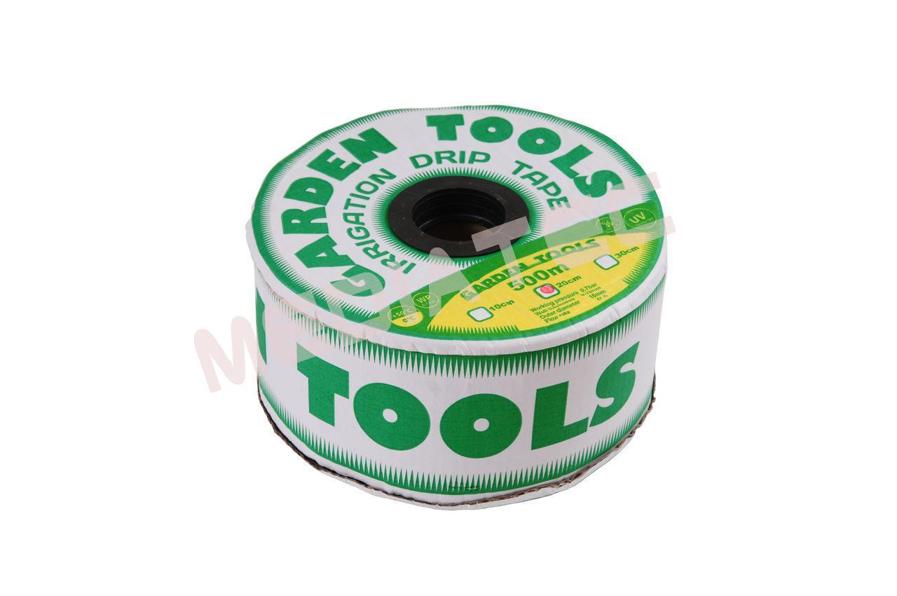 Лента капельного полива Garden Tools - 0,15 х 100 мм х 1000 м