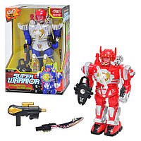 Робот с оружием Super Warrior