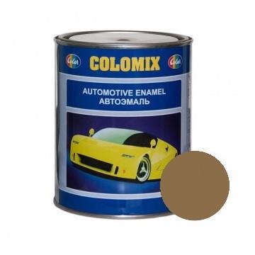Автокраска 509 Темно-бежевая COLOMIX алкидная краска 1л