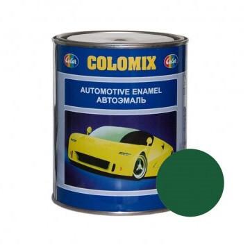 Автокраска 564 Кипарис COLOMIX алкидная краска 1л