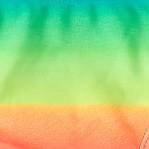 Купальник для девочек США на рост 164-170 см раздельный Rainbow детские купальники, фото 3