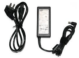 Блок живлення для моніторів Samsung 15V 2.14 A (6.5*4.4) + мережевий кабель