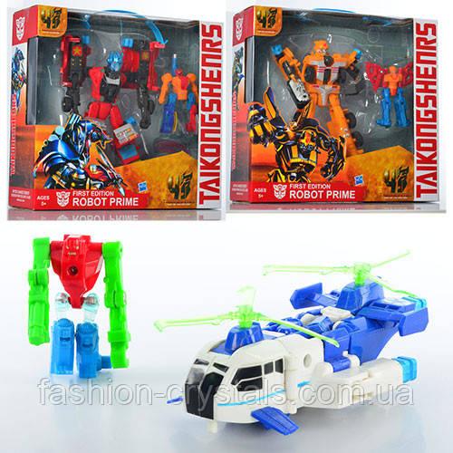 Робот трансформер Prime